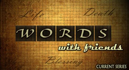 Words With Friends (Part 3) – Dr. Jimmy White